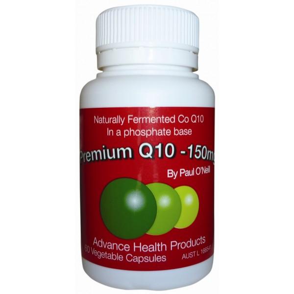 Q10 150mg 60 capsules